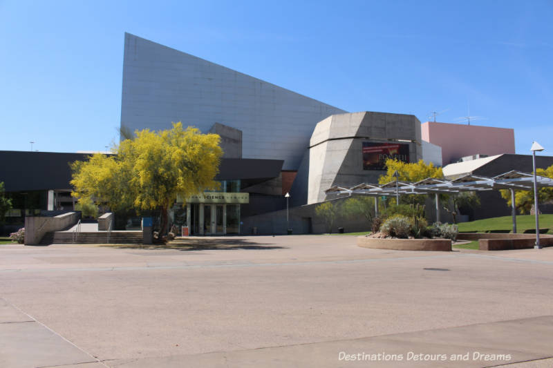 Arizona Science Center in Heritage Square