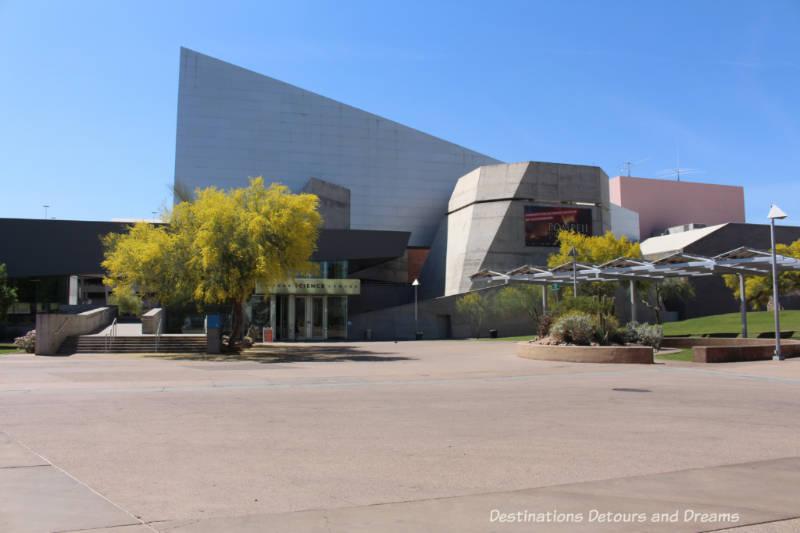 Arizona Science Center in Heritage Square