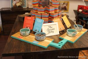 Chocolate tasting in Old Town San Diego