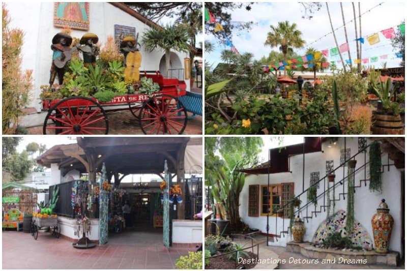 Scenes from Fiesta De Reyes in Old Town San Diego