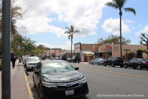 Old Town San Diego neighbourhood