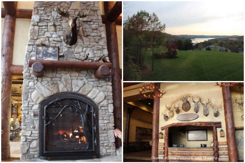 Big Cedar Lodge in Branson Missouri