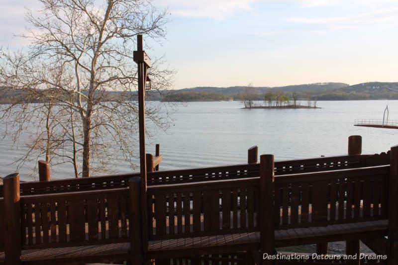 Table Rock Lake in Branson Missouri