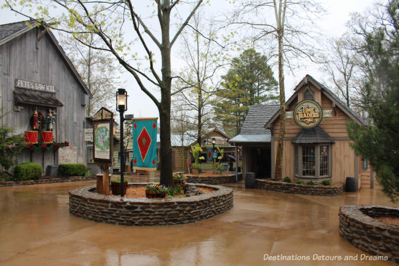 Silver Dollar City in Branson, Missouri