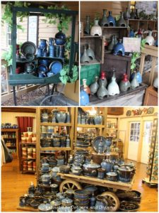 Pottery for sale at Silver Dollar City