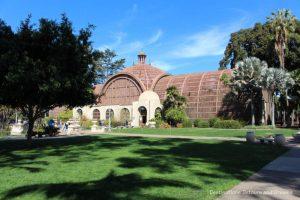 Botanical Building at Balboa Park