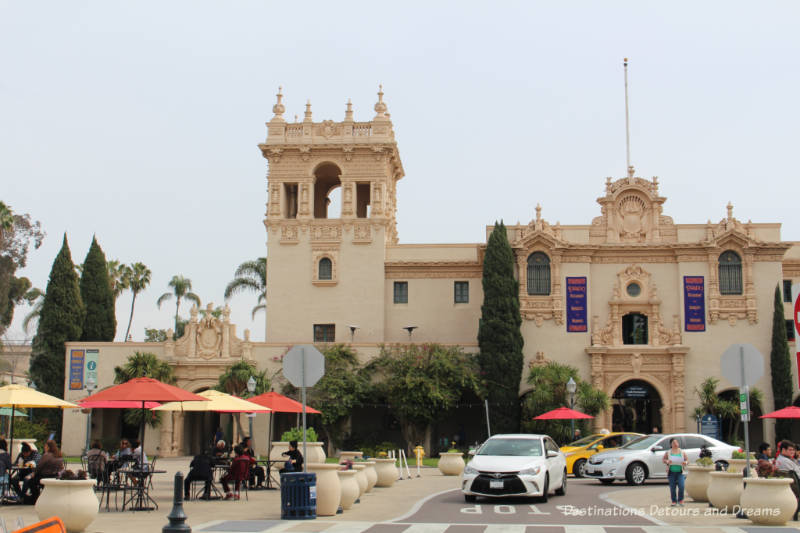 San Diego Museum of Art in Balboa Park