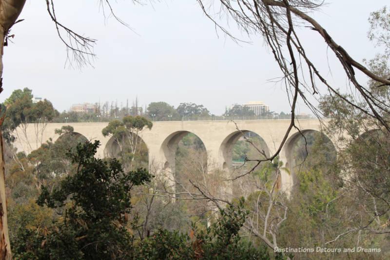 Cabrillo Bridge, Balboa Park