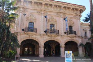 Casa Balboa in San Diego's Balboa Park