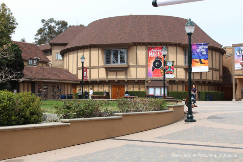 Old Globe Theatre in Balboa Park