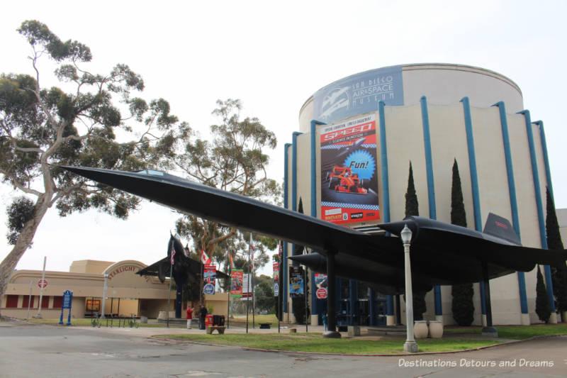 San Diego Air & Space Museum in Balboa Park