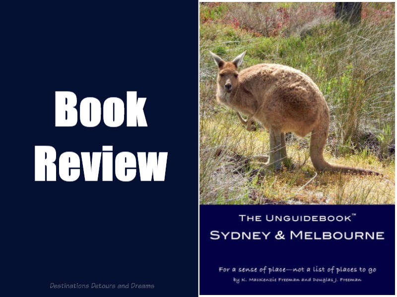 Book Review of The Unguidebook Sydney & Melbourne by K. Mackenzie and Douglas J. Freeman
