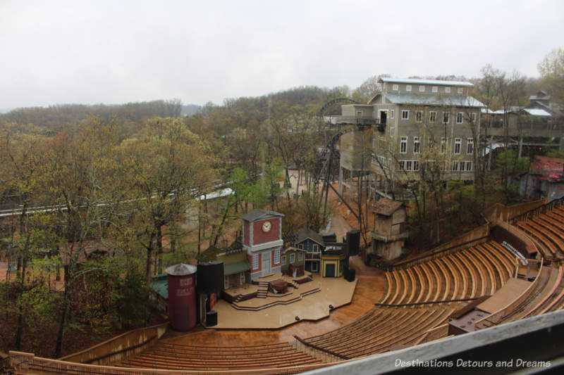 Ampitheatre at Silver Dollar City