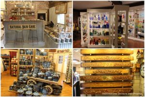 Heritage craft products at Silver Dollar City