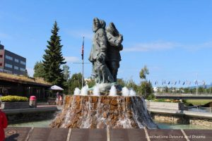 """""""Unknown First Family"""" by Malcolm Alexander in Fairbanks, Alaska"""