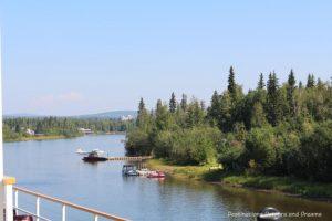 Cruising the Chena River in Fairbanks, Alaska
