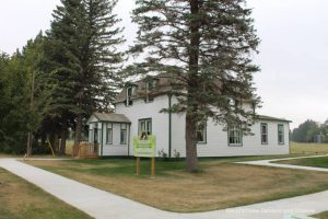 Nellie McClung Heritage Site in Manitou Manitoba
