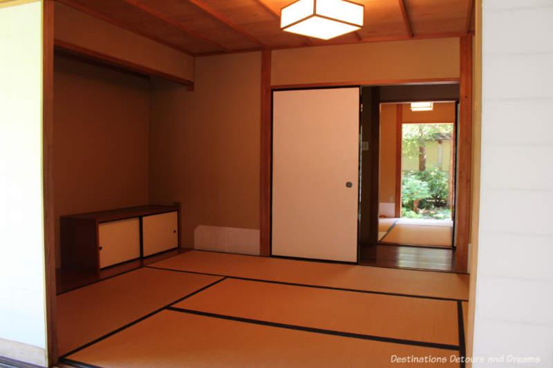 Nitobe Memorial Garden Tea House