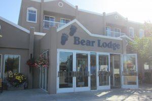 Bear Lodge at Wedgewood Resort in Fairbanks, Alaska