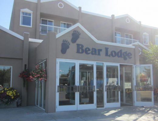 Bear Lodge at Wedgewood Resort in Fairbanks, Alaska
