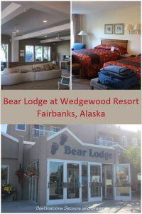 Bear Lodge at Wedgewood Resort in Fairbanks, Alaska #Alaska #Fairbanks #hotel