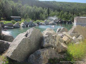 Chena Hot Springs Resort in Alaska