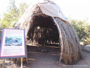 Western Apache household at Desert Botanical Garden