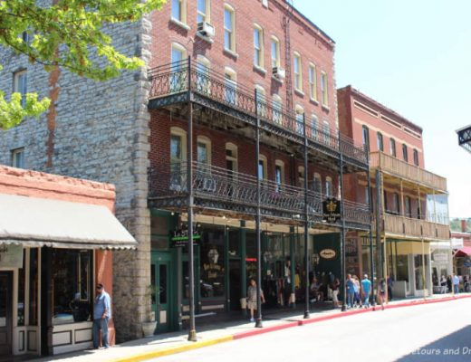 Art, Charm and History in Eureka Springs, Arkansas