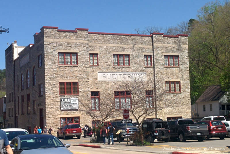 Eureka Springs City Auditorium