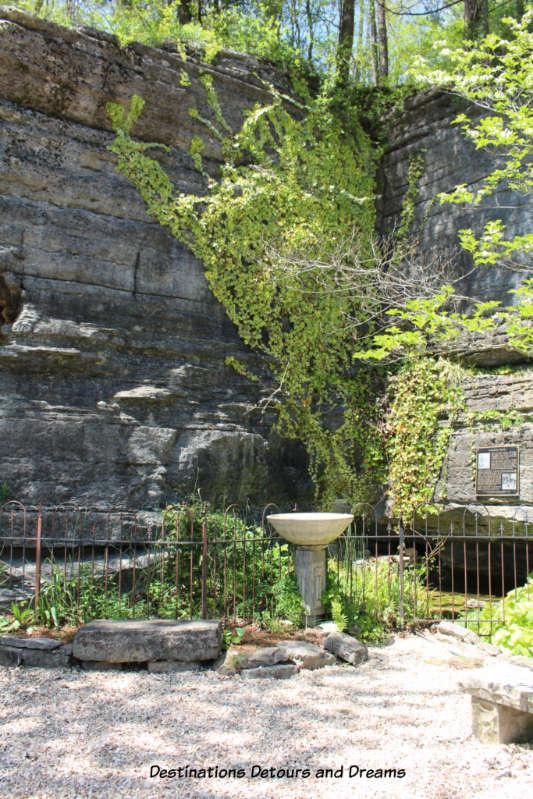 Harding Spring, Eureka Springs, Arkansas