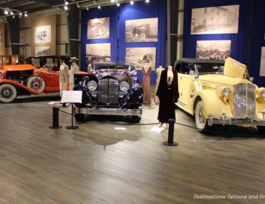 Fountainhead Antique Auto Museum in Fairbanks, Alaska