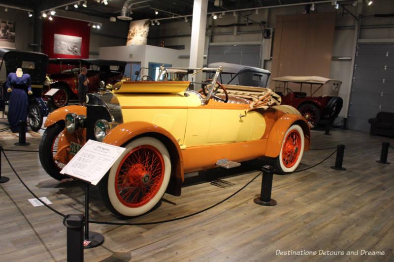 1920 Argonne Model D 2-Passenger Roadster