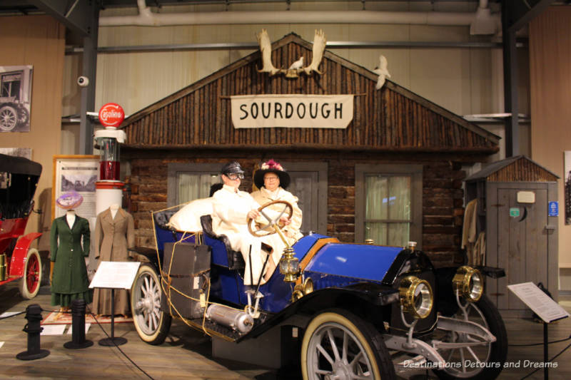 1911 Everitt Model Four-30 Touring at Fountainhead Antique Auto Museum