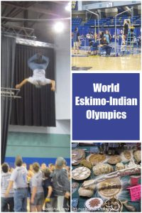 World Eskimo-Indian Olympics are an annual event celebrating native culture held each July in Fairbanks, Alaska #Alaska #Fairbanks #games #culture #nativeculture #Eskimo