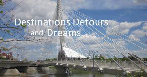 Destinations Detours and Dreams travel stories