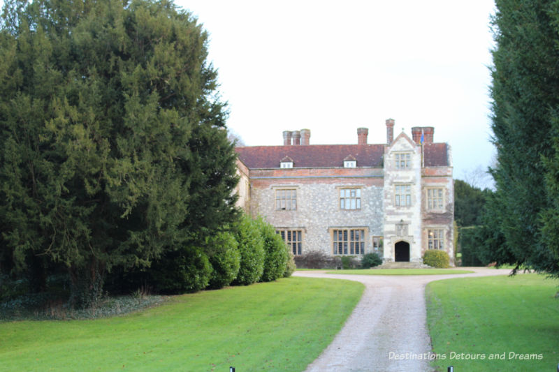 Chawton House in Chawton, Hampshire