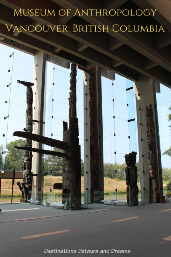 Located on the grounds of the University of British Columbia, the renowned Museum of Anthropology showcases cultures from around the world with a special emphasis on Pacific Northwest First Nations #Canada #Vancouver #BritishColumbia #museum #history #anthropology #FirstNations