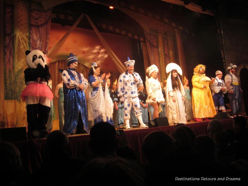 Pantomime, A British Christmas Tradition