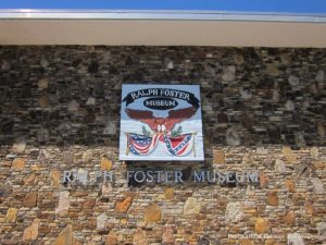 Ralph Foster Museum in Branson, Missouri