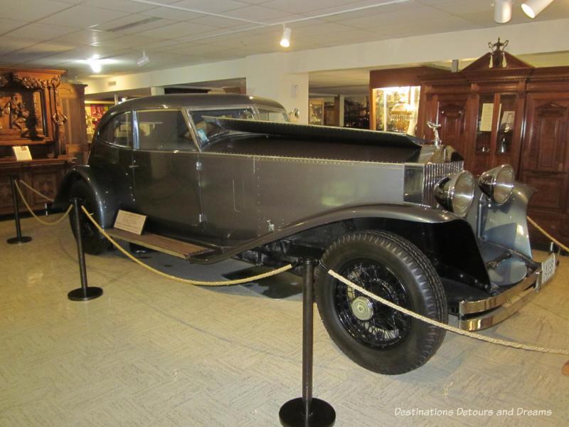 Rolls-Royce Phantom II at Ralph Foster Museum