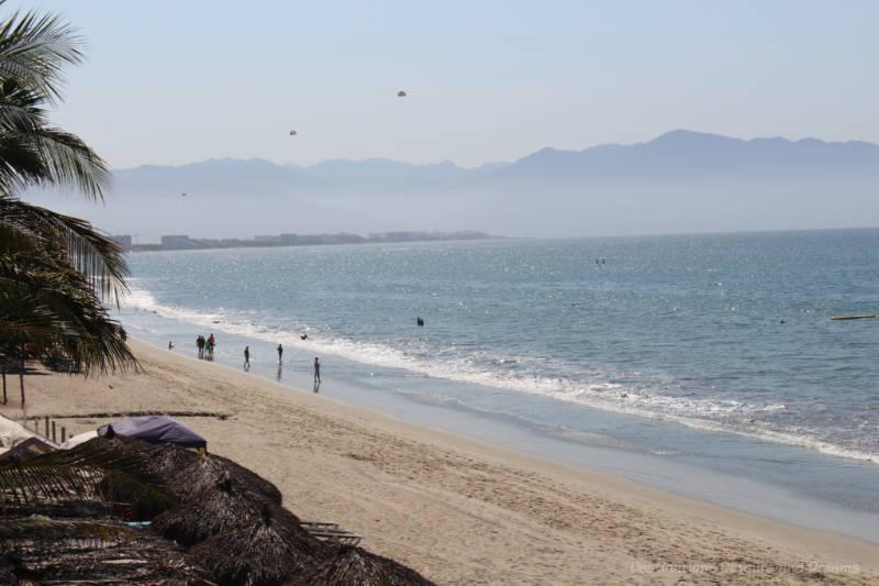 Bucerías beach