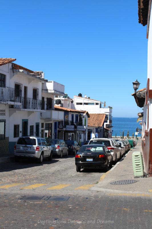 Street in Puerto Vallarta Centro