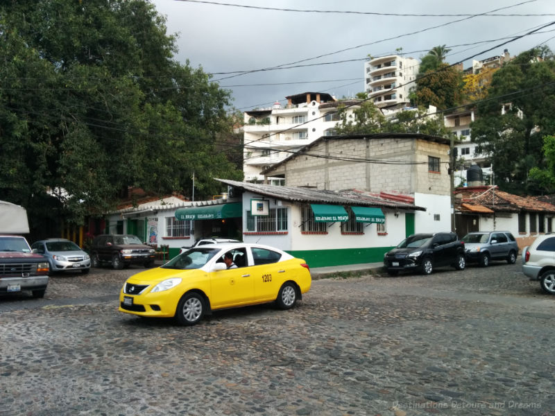 Puerto Vallarta taxi