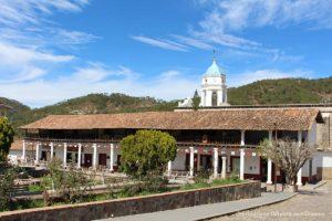 San Sebastián del Oeste, Mexico, a Pueblo Mágico town in the Sierre Madre Mountains above Puerto Vallarta