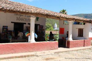 Store in San Sebastián del Oeste, Mexico