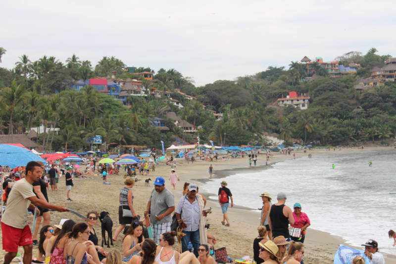 Sayulita beach, Mexico
