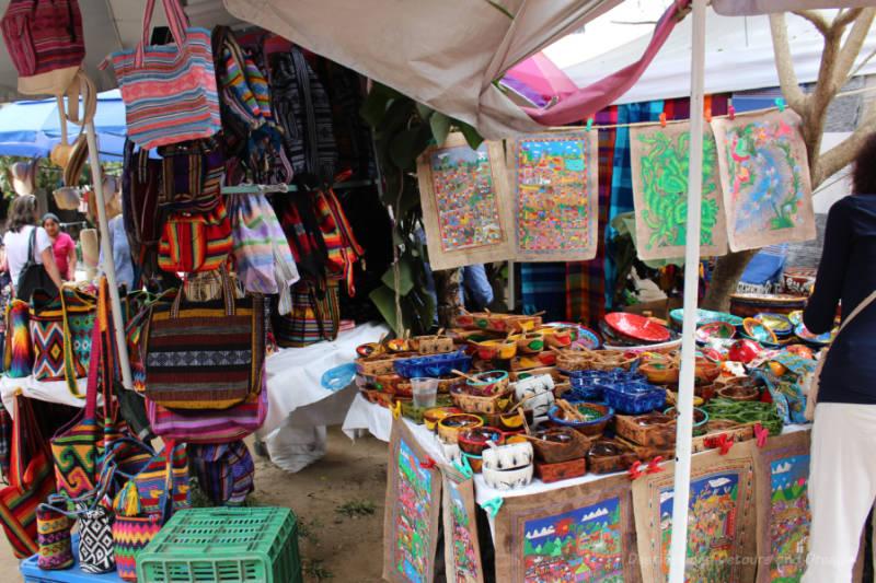 Mercado del Pueblo, Sayulita, Mexico