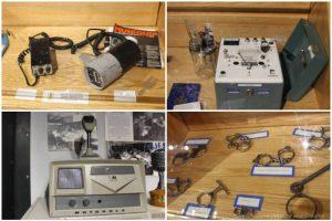 Sample of police tools on display at Winnipeg Police Museum