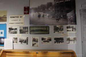 Winnipeg General Strike display at Winnipeg Police Museum