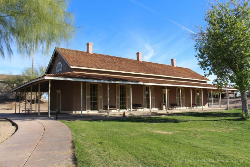 Yuma Quartermaster Depot Office